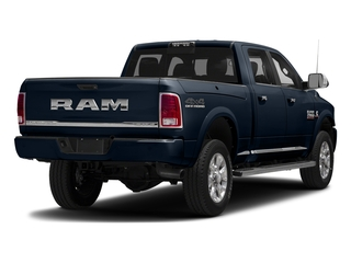 True Blue Pearlcoat 2017 Ram Truck 2500 Pictures 2500 Longhorn 4x4 Crew Cab 8' Box photos rear view