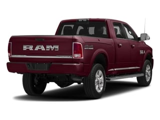 Delmonico Red Pearlcoat 2017 Ram Truck 2500 Pictures 2500 Laramie Longhorn 4x2 Crew Cab 8' Box photos rear view