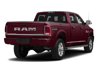 Delmonico Red Pearlcoat 2017 Ram Truck 2500 Pictures 2500 Longhorn 4x4 Crew Cab 6'4 Box photos rear view