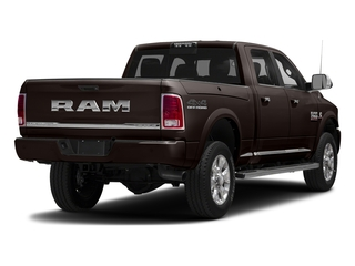 Luxury Brown Pearlcoat 2017 Ram Truck 2500 Pictures 2500 Longhorn 4x4 Crew Cab 8' Box photos rear view