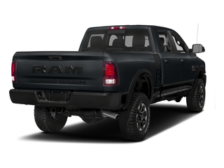 Maximum Steel Metallic Clearcoat 2017 Ram Truck 2500 Pictures 2500 Power Wagon 4x4 Crew Cab 6'4 Box photos rear view