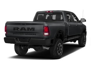 Granite Crystal Metallic Clearcoat 2017 Ram Truck 2500 Pictures 2500 Power Wagon 4x4 Crew Cab 6'4 Box photos rear view
