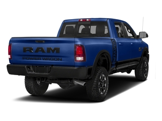 Blue Streak Pearlcoat 2017 Ram Truck 2500 Pictures 2500 Crew Power Wagon 4WD photos rear view
