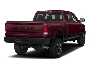 Delmonico Red Pearlcoat 2017 Ram Truck 2500 Pictures 2500 Power Wagon 4x4 Crew Cab 6'4 Box photos rear view