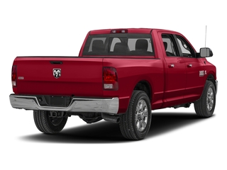 Agriculture Red 2017 Ram Truck 2500 Pictures 2500 Crew Cab SLT 2WD photos rear view