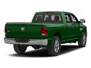 Tree Green 2017 Ram Truck 2500 Pictures 2500 Crew Cab SLT 2WD photos rear view