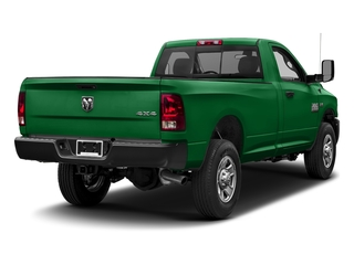 Bright Green 2017 Ram Truck 3500 Pictures 3500 Regular Cab SLT 4WD photos rear view
