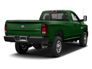 Tree Green 2017 Ram Truck 3500 Pictures 3500 Regular Cab SLT 2WD photos rear view