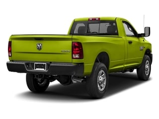 National Safety Yellow 2017 Ram Truck 3500 Pictures 3500 Regular Cab SLT 4WD photos rear view