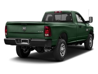 Timberline Green Pearlcoat 2017 Ram Truck 3500 Pictures 3500 Regular Cab SLT 4WD photos rear view