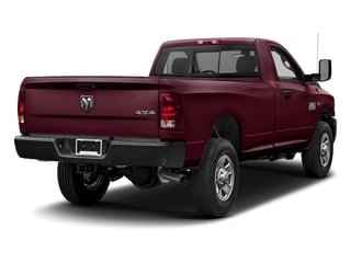 Delmonico Red Pearlcoat 2017 Ram Truck 3500 Pictures 3500 Regular Cab SLT 2WD photos rear view