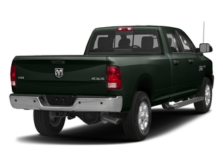 Black Forest Green Pearlcoat 2017 Ram Truck 3500 Pictures 3500 Crew Cab SLT 2WD photos rear view