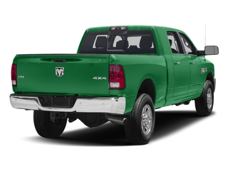 Bright Green 2017 Ram Truck 3500 Pictures 3500 SLT 4x2 Mega Cab 6'4 Box photos rear view