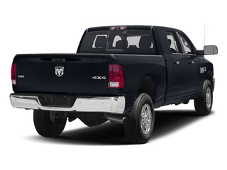Midnight Blue Pearlcoat 2017 Ram Truck 3500 Pictures 3500 SLT 4x2 Mega Cab 6'4 Box photos rear view