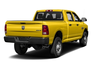 Yellow 2017 Ram Truck 3500 Pictures 3500 Crew Cab Tradesman 4WD photos rear view