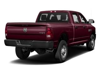 Delmonico Red Pearlcoat 2017 Ram Truck 3500 Pictures 3500 Crew Cab Tradesman 4WD photos rear view
