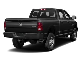 Brilliant Black Crystal Pearlcoat 2017 Ram Truck 3500 Pictures 3500 Crew Cab Tradesman 4WD photos rear view
