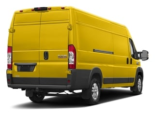 Broom Yellow Clearcoat 2017 Ram Truck ProMaster Cargo Van Pictures ProMaster Cargo Van 3500 High Roof 159 WB EXT photos rear view