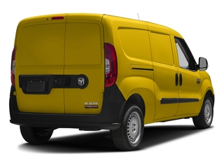 Broom Yellow 2017 Ram Truck ProMaster City Cargo Van Pictures ProMaster City Cargo Van Tradesman Van photos rear view