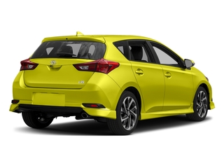 Spring Green 2017 Toyota Corolla iM Pictures Corolla iM Hatchback 5D photos rear view