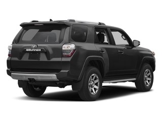 Magnetic Gray Metallic 2017 Toyota 4Runner Pictures 4Runner Utility 4D TRD Off-Road 4WD V6 photos rear view