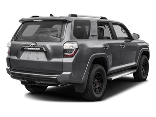 Cement 2017 Toyota 4Runner Pictures 4Runner Utility 4D TRD Pro 4WD V6 photos rear view