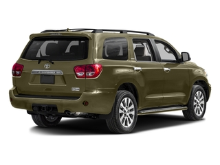Pyrite Mica 2017 Toyota Sequoia Pictures Sequoia Utility 4D Limited 2WD V8 photos rear view