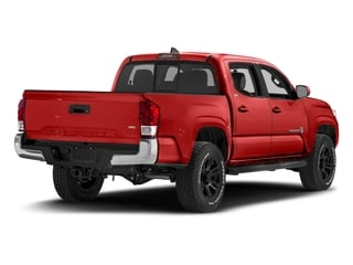 Inferno 2017 Toyota Tacoma Pictures Tacoma SR5 Crew Cab 2WD V6 photos rear view
