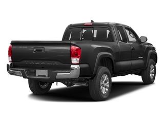 Magnetic Gray Metallic 2017 Toyota Tacoma Pictures Tacoma SR5 Extended Cab 2WD V6 photos rear view