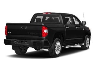 Midnight Black Metallic 2017 Toyota Tundra 2WD Pictures Tundra 2WD 1794 Edition CrewMax 2WD photos rear view