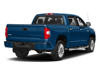 Blazing Blue Pearl 2017 Toyota Tundra 2WD Pictures Tundra 2WD 1794 Edition CrewMax 2WD photos rear view