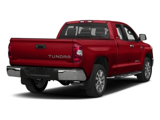 Barcelona Red Metallic 2017 Toyota Tundra 2WD Pictures Tundra 2WD Limited Double Cab 2WD photos rear view