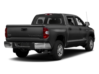 Magnetic Gray Metallic 2017 Toyota Tundra 2WD Pictures Tundra 2WD SR5 CrewMax 2WD photos rear view