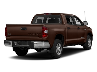 Sunset Bronze Mica 2017 Toyota Tundra 2WD Pictures Tundra 2WD SR5 CrewMax 2WD photos rear view