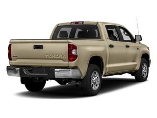 Quicksand 2017 Toyota Tundra 2WD Pictures Tundra 2WD SR5 CrewMax 2WD photos rear view