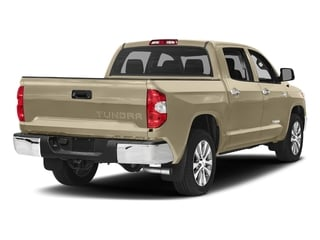 Quicksand 2017 Toyota Tundra 4WD Pictures Tundra 4WD Limited CrewMax 4WD photos rear view