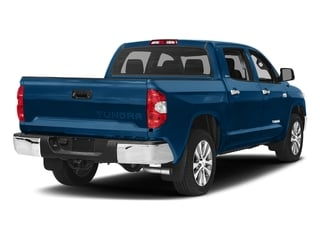 Blazing Blue Pearl 2017 Toyota Tundra 4WD Pictures Tundra 4WD Limited CrewMax 4WD photos rear view