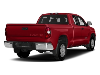 Barcelona Red Metallic 2017 Toyota Tundra 2WD Pictures Tundra 2WD SR5 Double Cab 2WD photos rear view