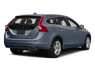 Mussel Blue Metallic 2017 Volvo V60 Pictures V60 Wagon 4D T5 Platinum AWD Turbo photos rear view