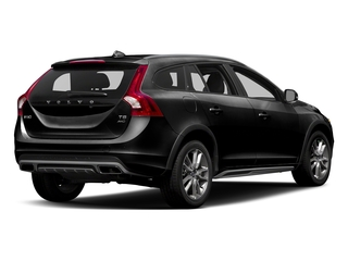 Black Stone 2017 Volvo V60 Cross Country Pictures V60 Cross Country Wagon 5D T5 Platinum AWD I4 Turbo photos rear view