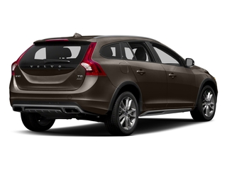 Twilight Bronze Metallic 2017 Volvo V60 Cross Country Pictures V60 Cross Country Wagon 5D T5 Platinum AWD I4 Turbo photos rear view