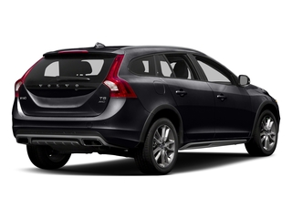 Onyx Black Metallic 2017 Volvo V60 Cross Country Pictures V60 Cross Country Wagon 5D T5 Platinum AWD I4 Turbo photos rear view