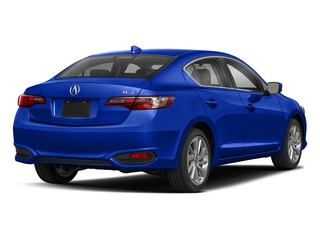 Catalina Blue Pearl 2018 Acura ILX Pictures ILX Sedan photos rear view
