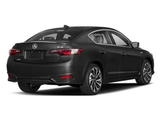 Crystal Black Pearl 2018 Acura ILX Pictures ILX Sedan w/Premium/A-SPEC Pkg photos rear view