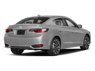 Lunar Silver Metallic 2018 Acura ILX Pictures ILX Sedan w/Premium/A-SPEC Pkg photos rear view