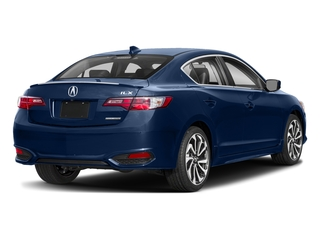 Catalina Blue Pearl 2018 Acura ILX Pictures ILX Special Edition Sedan photos rear view