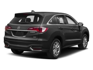Modern Steel Metallic 2018 Acura RDX Pictures RDX AWD w/AcuraWatch Plus photos rear view