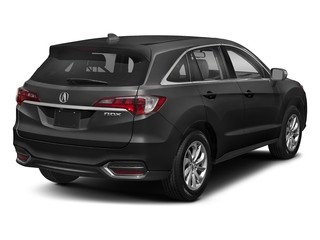 Crystal Black Pearl 2018 Acura RDX Pictures RDX FWD w/AcuraWatch Plus photos rear view