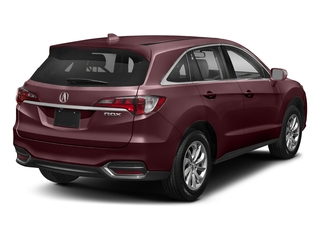 Basque Red Pearl II 2018 Acura RDX Pictures RDX FWD w/AcuraWatch Plus photos rear view