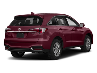 Basque Red Pearl II 2018 Acura RDX Pictures RDX FWD w/Technology/AcuraWatch Plus Pkg photos rear view